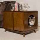 Rumah Kucing Minimalis