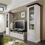 Set Lemari Buffet Tv Minimalis