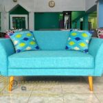 Set Sofa Retro Minimalis