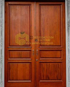 Pintu Rumah Minimalis 2 Pintu